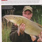 anglers mail fishsiam barbel fishing