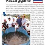 pesca italy world record stingray