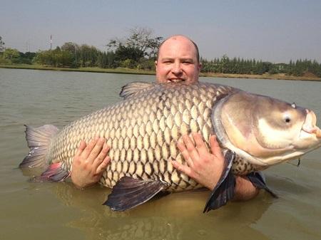 Thailand carp and predator fishing