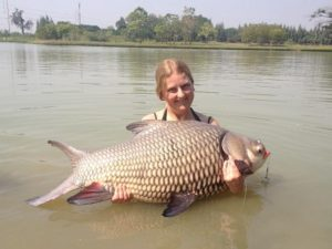 Thailand carp and predator fishing