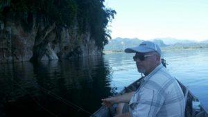 fishing holiday