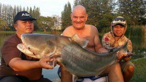 UK Angler Andy day 2 fishing lake monsters