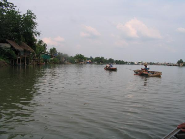 The Legendary Ban Pakong River is home to fish of mythical proportions.