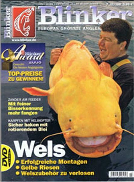 blinker magazine